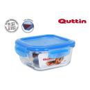 ingrosso Casalinghi & Cucina: lunch box quadrato mansardato con coperchio ermeti