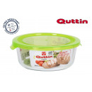wholesale Household & Kitchen: lunch box with green lid 17cm quttin