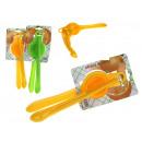Háztartási gépek citrusprés műanyag szín 20 cm
