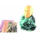 wholesale Scarves & Shawls: Scarf, scarf with pattern - large