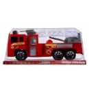 Vigili del fuoco automatici, camion dei pompieri 4