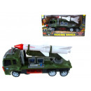 wholesale RC Toys: Military car with a rocket