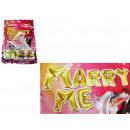 Ballonnen set van  met me trouwen