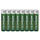 grossiste Batteries et piles: Batterie Megacell  ultra vert r3 - 1 pièce