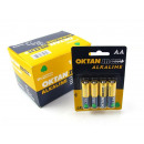 Octane r6 aa  alkaline battery - 1 pcs