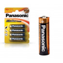 Panasonic r6 aa alkaline batteries 1 item
