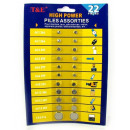 grossiste Batteries et piles: art Batteries Set 22 blister