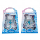 wholesale Jewelry & Watches: Winter jewelry, ice in cardboard 30x20x6 cm