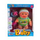 Großhandel Lunchboxen & Trinkflaschen: Bobas mit Sound + Happy Baby-Zubehör in Kartons