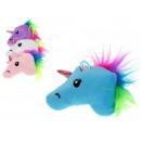Mascotte mascotte unicorno colore 9 cm - 1 secondo