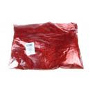 1 kg de paillettes rouges