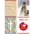 mayorista Cuadernos y blocs: A5 portátil 80k rejilla de la religión