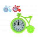nagyker Órák és ébresztőórák: Kerékpár ébresztőóra, többféle színben, ...