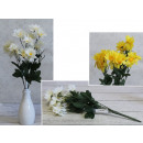 Csokor százszorszépek 40 cm 9 szár 27 virág