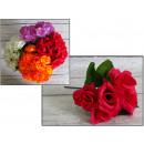 Großhandel Kunstblumen:Bouquet 18 cm