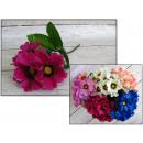 grossiste Fleurs artificielles:Bouquet 18 cm