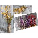 grossiste Décoration: Bouquet d'ala  camomille sur une tige brune (ha