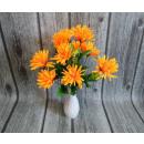 Bouquet de fleurs coupées de chrysanthèmes 40 cm 1