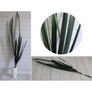 Bouquet di foglie verdi lunghe 11 pezzi, altezza 1