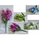 Blumenstrauß aus kleinen Blumen 33 cm 7 Stiele mit