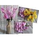 grossiste Maison et habitat: Bouquet de petites  fleurs (9 tiges, 38 cm de haut)
