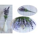 Bouquet di piccoli fiori 9 steli, altezza 43 cm, m