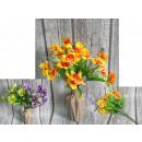 Un bouquet de petite alka jonquille 18 fleurs 40 c