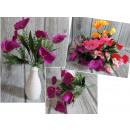grossiste Maison et habitat: Un bouquet de  calla fine (7  fleurs, hauteur 30 ...
