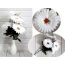 Csokor 7 gerberavirágból (magasság 34 cm, virág 15