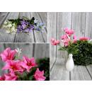 Großhandel Musikinstrumente: Blumenstrauß aus Kelchen, Glocken 18 Blumen (Höhe