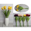 Csokor, 6 virágcsokor (magasság: 44 cm, négyzetmét