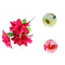 wholesale Artificial Flowers: Artificial bouquet of 7 flowers 55x13 cm