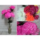 Un mazzo di fiori di crisantemo artificiale giga 7