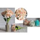 Bouquet di ortensie artificiali 5 fiori (altezza 4