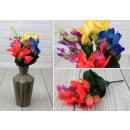 nagyker Művirágok: Mesterséges csokor keverék színe 20 cm, 31. sz