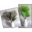 Großhandel Garten & Baumarkt: Bouquet grünes Gras 33 cm