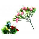 groothandel Home & Living: Green boeket bloemen van 25 cm steel 7