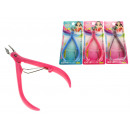 wholesale Drugstore & Beauty: 11x5 cm cosmetic pliers on a blister - 1 piece