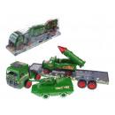 grossiste Modeles et vehicules: Camion militaire avec 2 véhicules de l'armée 5
