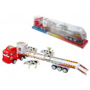 wholesale Toys: Truck, lorry, tow truck, pets 56x13x10 cm