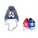 wholesale Childrens & Baby Clothing: Children's  squirrel hat on the ear 23x19 cm