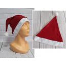 Cappello da Babbo Natale 36x27 cm - 1 pezzo