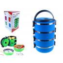 wholesale Lunchboxes & Water Bottles: Lunch box quadruple lunch