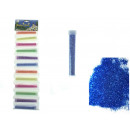 Decoupage scintillio, sabbia, colori brillanti set