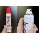 Spray disinfettante per mani al 75% di alcol con g