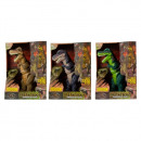 Dinosauro cretaceo con batterie cm 34x25x21
