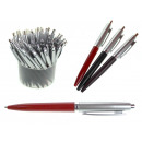 wholesale Gifts & Stationery: Retractable pen 13.5 cm - 1 piece