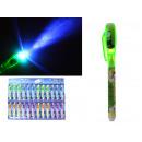 Großhandel Stifte & Schreibgeräte: Stift mit unsichtbarer UV-Mine mit ...