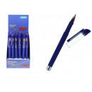 Kék tiszta tapadású gél toll kupakkal - 1