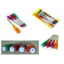 groothandel Zaklampen: Pennen komplet4. met flitslicht